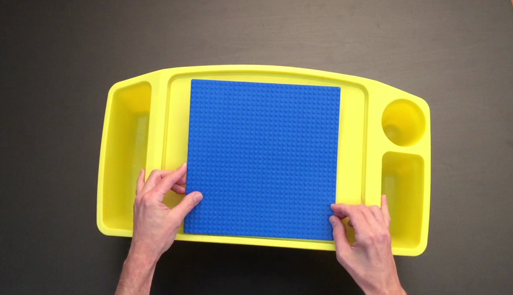 Video Tutorial: Building Block Lap Tray