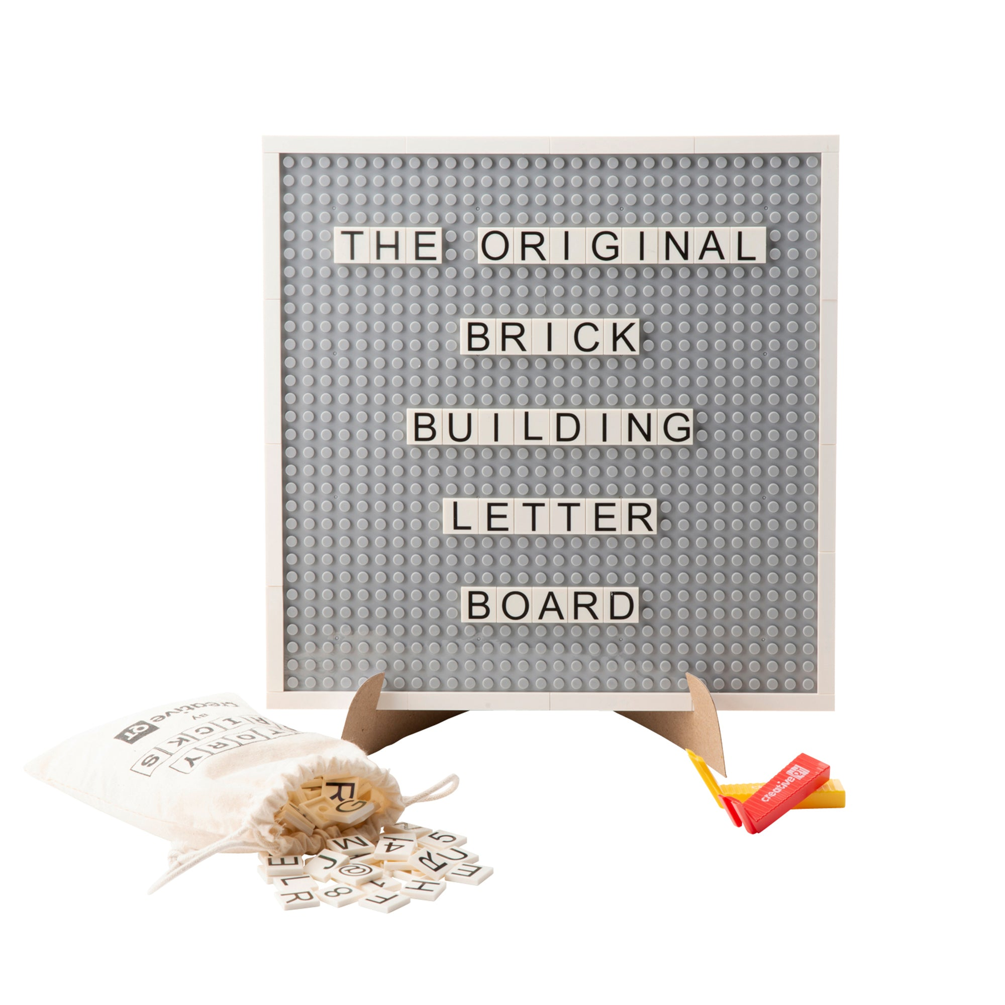 MakerBase® StoryBricks® Letter Board