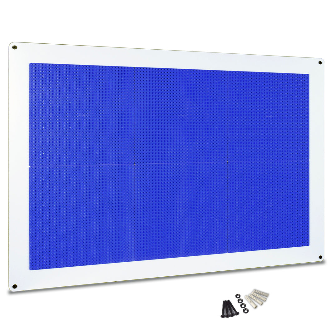 Large Blue PlayUp Wall (24 inch x 34 inch)