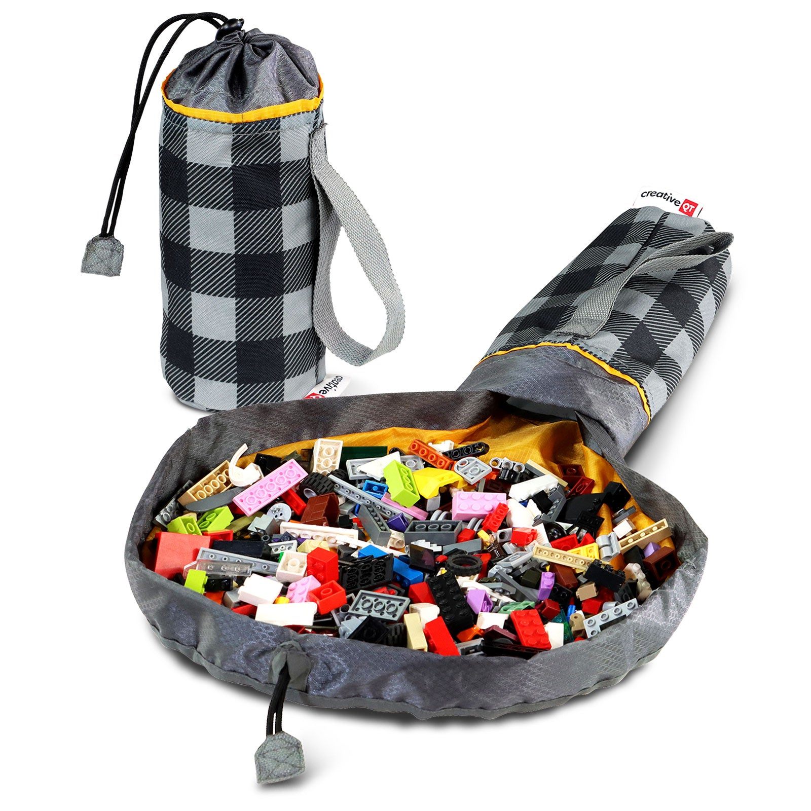 Mini SlideAway® Storage Bag and Play Mat