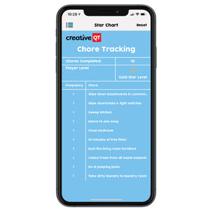 Free Chore Sticks App for iOS