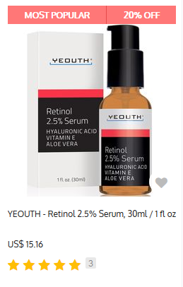 YEOUTH, Anti-Aging Skincare Manufacturer Partners with