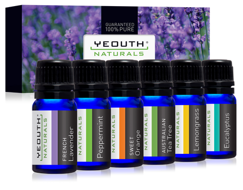 Yeouth Essential Oils
