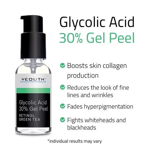 Glycolic Acid Face Peel 30%