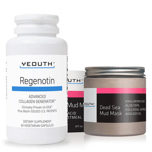 Regenotin + Dead Sea Mud Mask