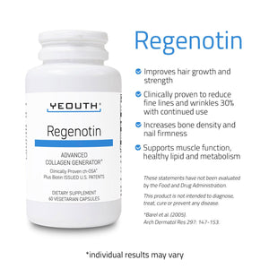 Regenotin Advanced Collagen Generator