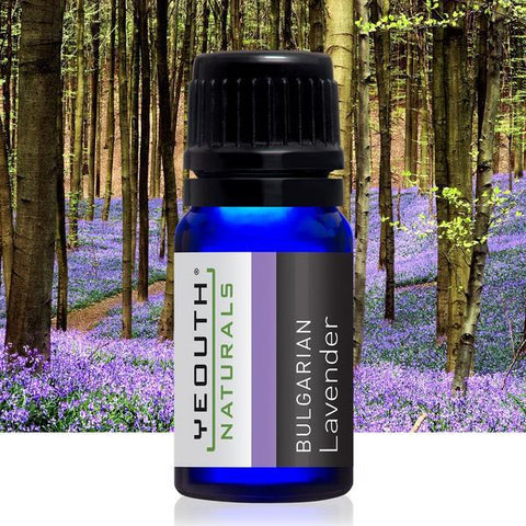 100% Pure Lavender Essential Oil – Therapeutic Grade