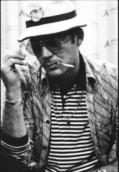 Hunter S Thompson - No.47 London
