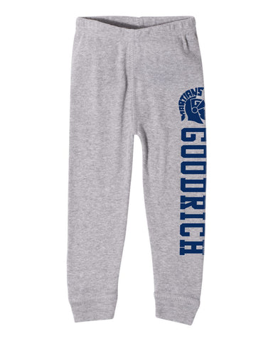 Grey Toddler Pajama Pants