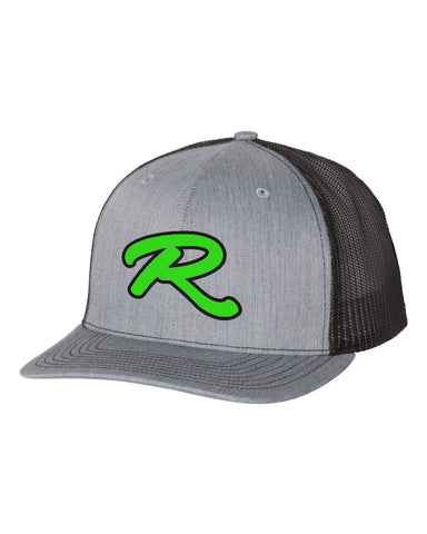 Renegades Puff Embroidered Adjustable Snapback Cap