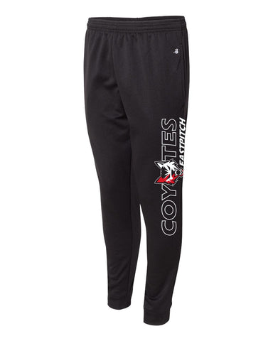 Coyotes Performance Fleece Joggers
