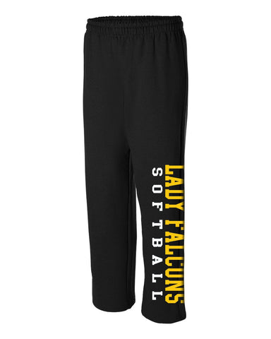 Lady Falcons Down the Leg Fleece Pant