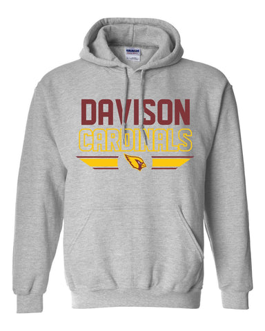 Davison 2C Hooded Sweatshirt