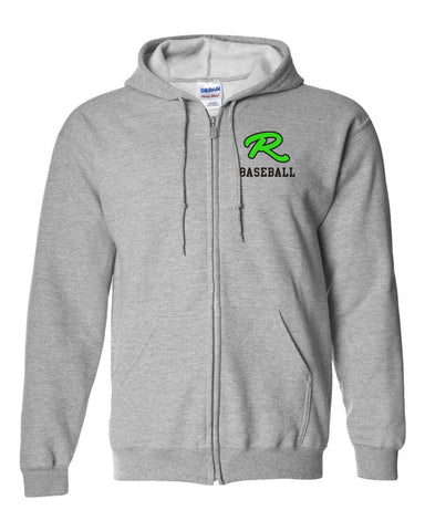 Renegades Baseball Full Zip Jacket