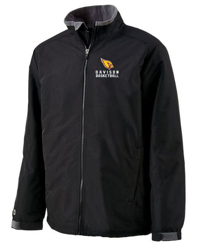 Davison Basketball Scout Jacket