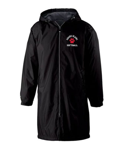 Grand Blanc Softball Conquest Jacket