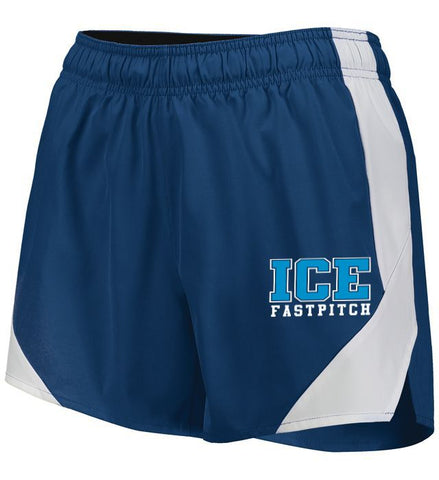 Ice Fastpitch LADIES Athletico Shorts