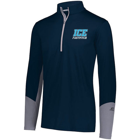 Ice Fastpitch Hybrid Pullover