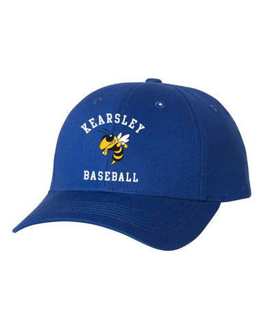 Kearsley Baseball Buckle Hat