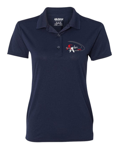 Ann Arbor FSC Ladies Performance Polo