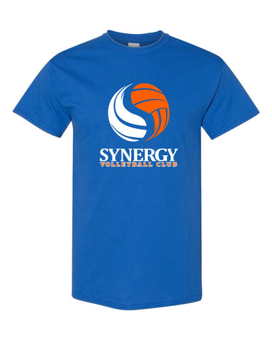 Kearsley Basketball Royal T-shirt