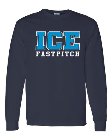 Ice Fastpitch Basic Long Sleeve