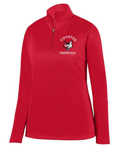 Coyotes Fastpitch Ladies Wicking Fleece