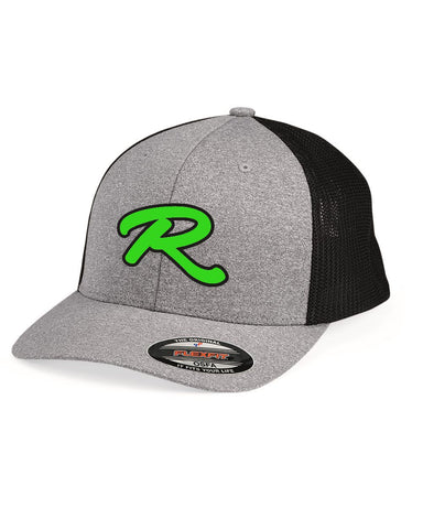 Renegades Puff Embroidered Fitted Hat
