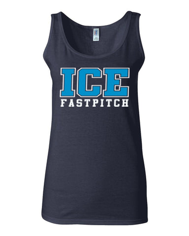 Ladies ICE Fastpitch Angels Tank
