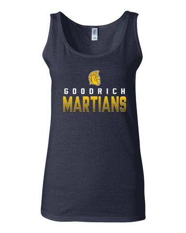 Ladies Goodrich Martians Tank