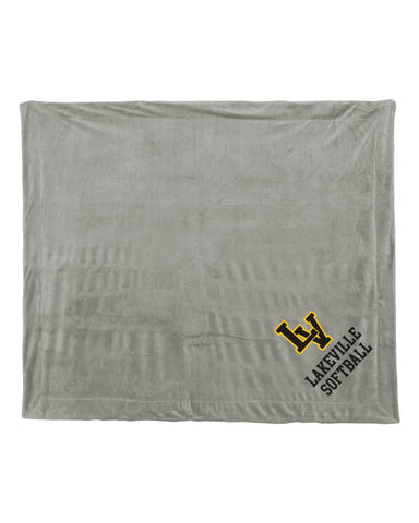 Lakeville Softball Sherpa Blanket