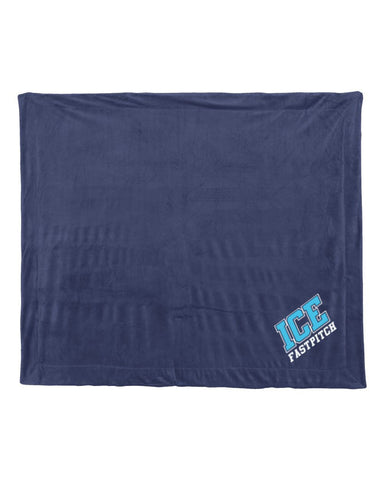 ICE Fastpitch Sherpa Blanket