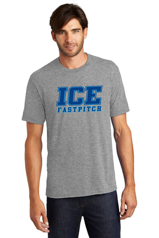 Ice Fastpitch Softball Triblend T-shirt