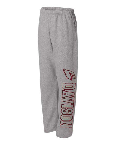 "Davison ""Down The Leg"" Fleece Pants - CPTO"