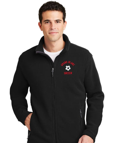 GB Soccer Fleece Full Zip Jacket