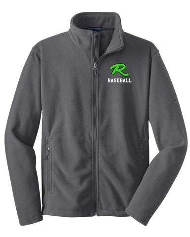 Mid Michigan Renegades Fleece Full Zip Jacket