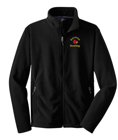 Davison Bowling Fleece Full Zip Jacket