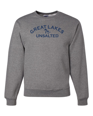 Great Lakes Unsalted Unisex Sweatshirt