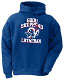 Good Shepherd Lutheran Rams Primary Hoodie