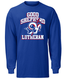Good Shepherd Lutheran Rams Primary Long Sleeve