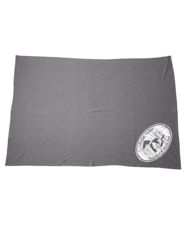 Great Lakes Unsalted Cotton Fleece Blanket