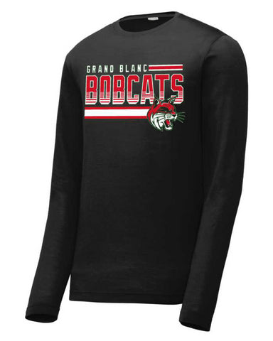 Grand Blanc Legend Long Sleeve Performance Shirt