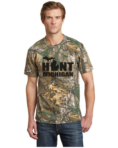 Hunt Michigan Russell Outdoors™ - Realtree® Explorer 100% Cotton T-Shirt
