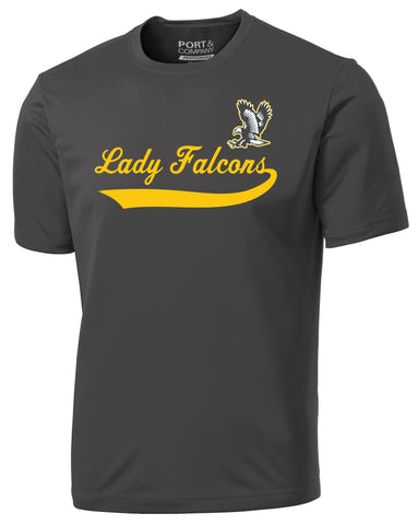 Lady Falcons Perfrormance T-shirt