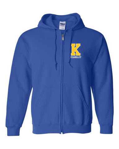 Kearsley Hooded Full Zip Jacket