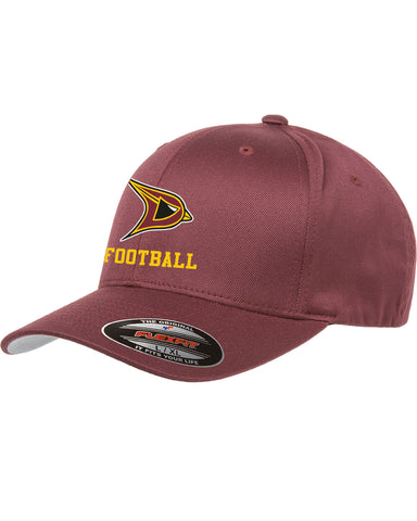 Davison Football Flexfit Cap
