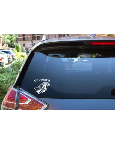 Goodrich Angels Car Decal