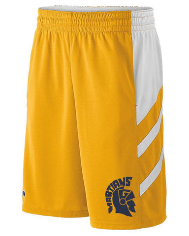 Goodrich Gold Helium Shorts
