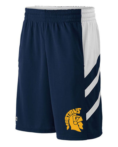 Goodrich Navy Helium Shorts