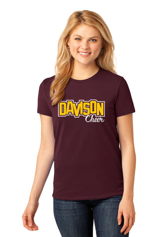 Ladies Davison Cheer T-shirt